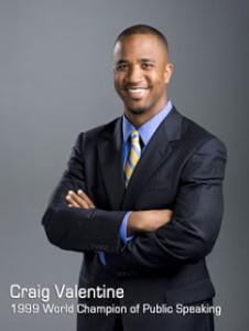 Craig Valentine