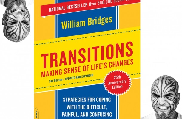 Transitions  by William Bridges