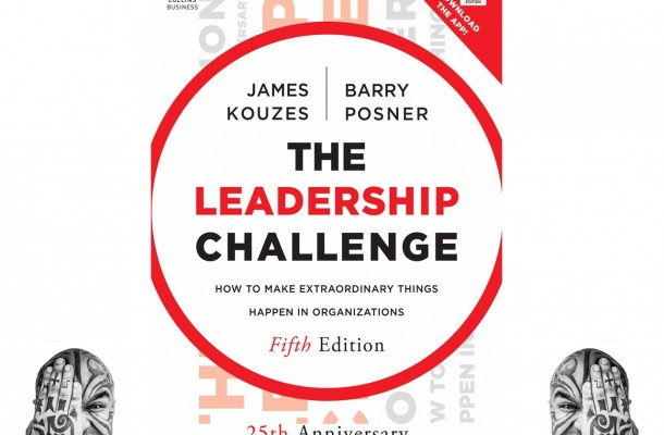 The Leadership Challenge by James Kouzes & Barry Posner