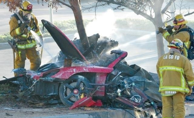 Fast Amp Furious Actor Paul Walker Dead At 40 After Car