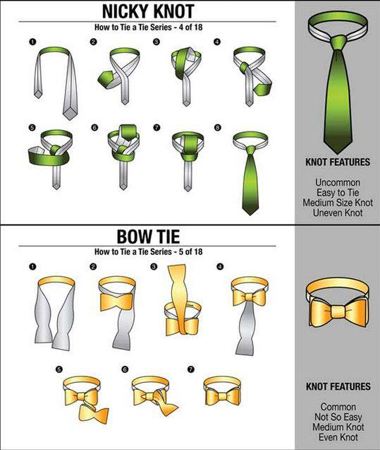 different ways to tie a tie loy machedo recommends loy